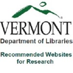 Vermont-Dept-of-Libraries-Research-Links