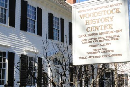 Woodstock History Center and Dana House Museum