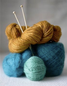 Thursday Afternoon Knitting Group at NWPL