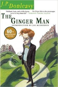 Classics Book Discussion: The Ginger Man by J.P. Donleavy